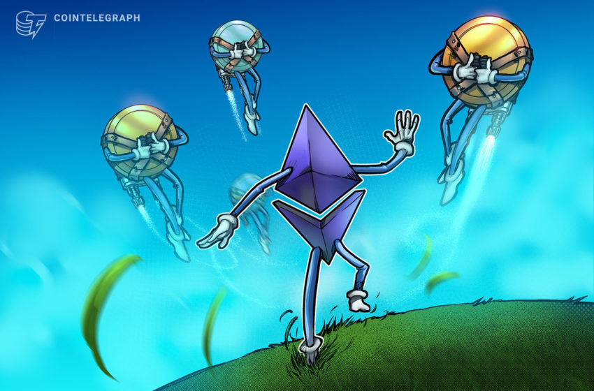 As DeFi booms, Ethereum's blockchain competitors are catching up