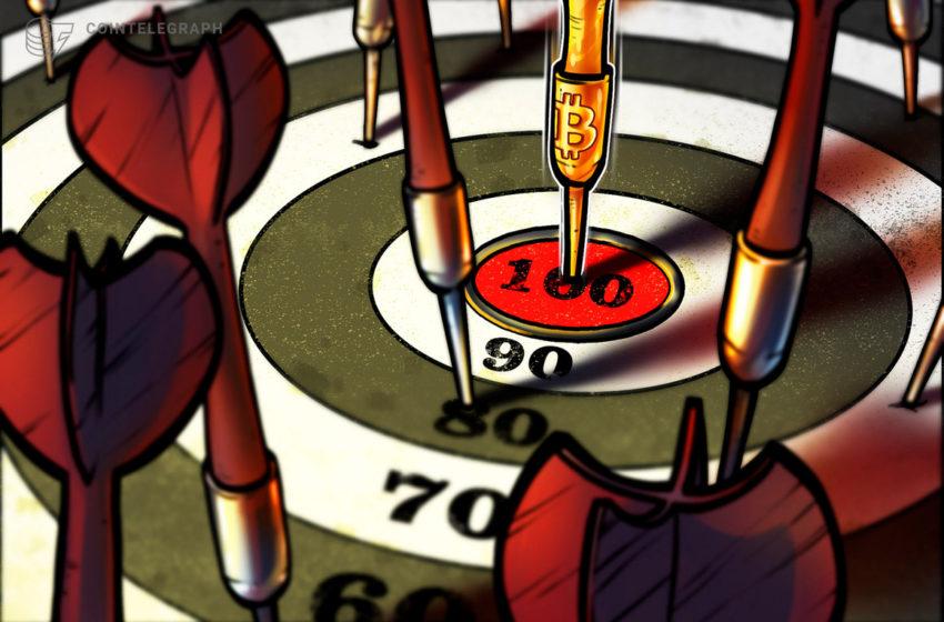 Institutions still predict $100K Bitcoin price
