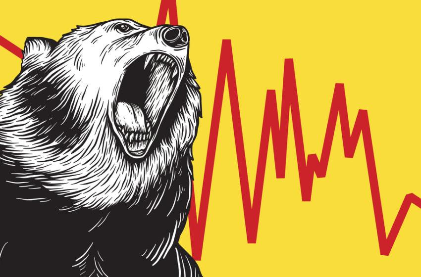 Bitcoin Dips to Enhance Bearish Indicator Having $20,000 Price Target
