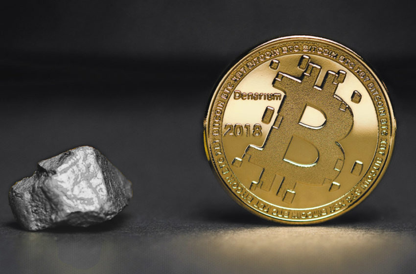 Bitcoin is now worth half of all silver in the world