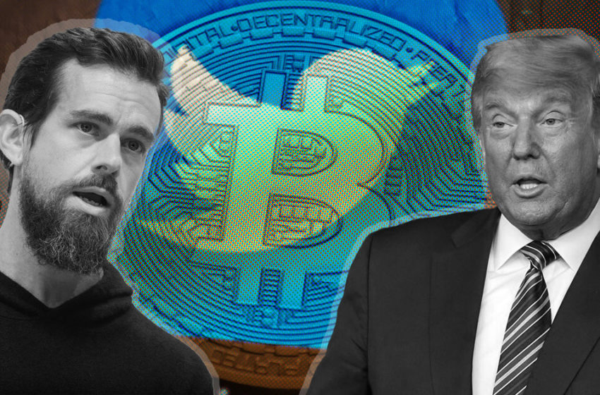 Jack Dorsey defends his ban of Donald Trump and advocates for Bitcoin's model