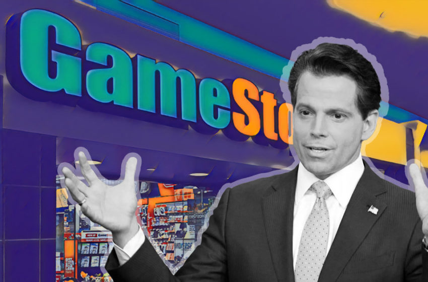 """Anthony Scaramucci says GameStop rally is evidence of Bitcoin """"proof of concept"""""""