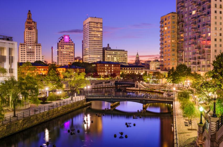 Rhode Island Introduces 'Economic Growth Blockchain Act'