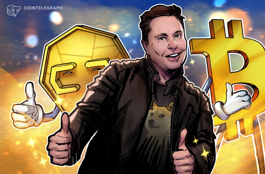 A new trend? Non-crypto CEOs and celebrities embrace Bitcoin on Twitter
