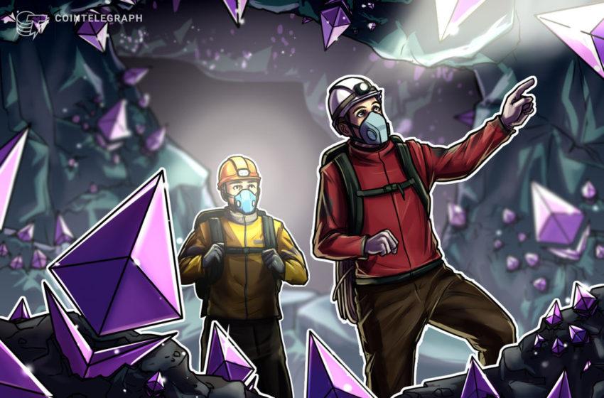 ETH mining still highly profitable despite upcoming Eth2 upgrade