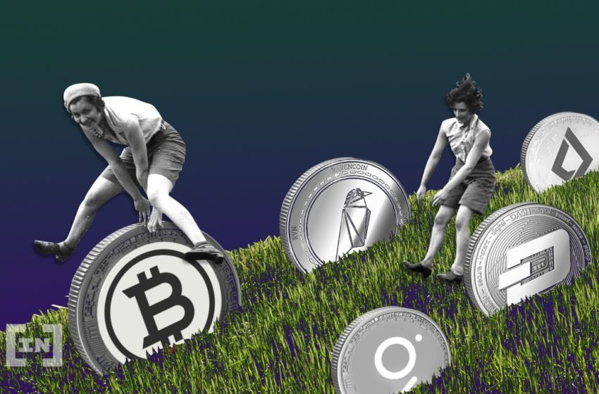 Five Biggest Altcoin Gainers From Feb. 8 – Feb. 15