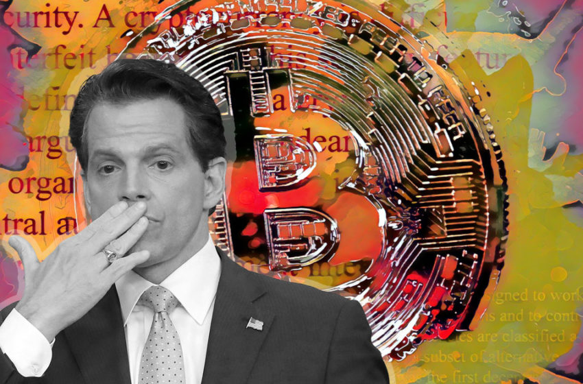 Scaramucci breaks down the case for Bitcoin by saying it's better than gold