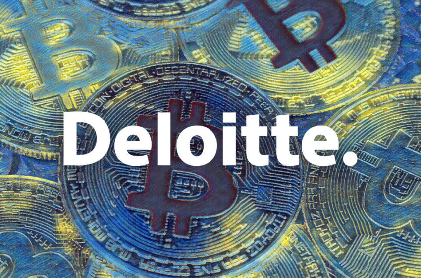 """Deloitte releases its own Bitcoin guide on the back of MicroStrategy's """"playbook"""""""