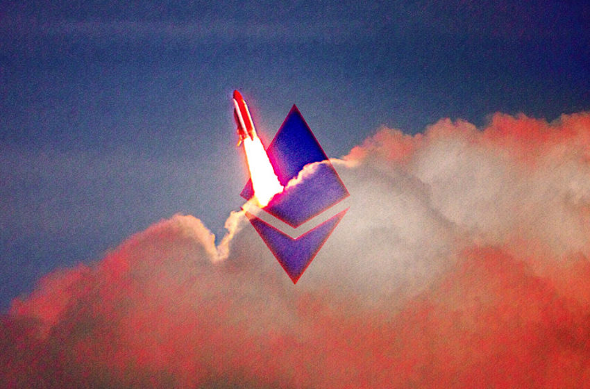 Ethereum breaks $3,000—it's now more valued than Bank of America