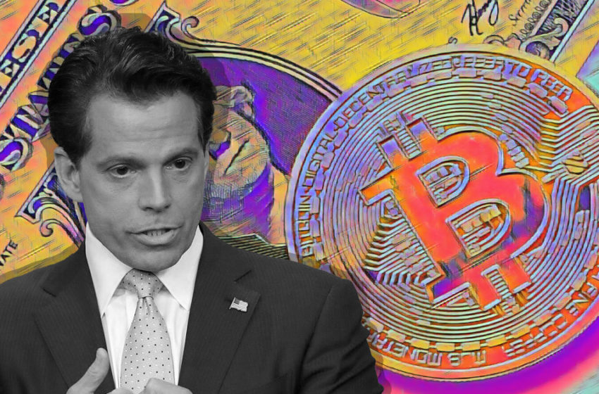 """Bitcoin could """"easily"""" reach $100,000 by 2022, says Anthony Scaramucci"""