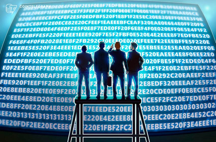 Organizations work toward adopting blockchain tech