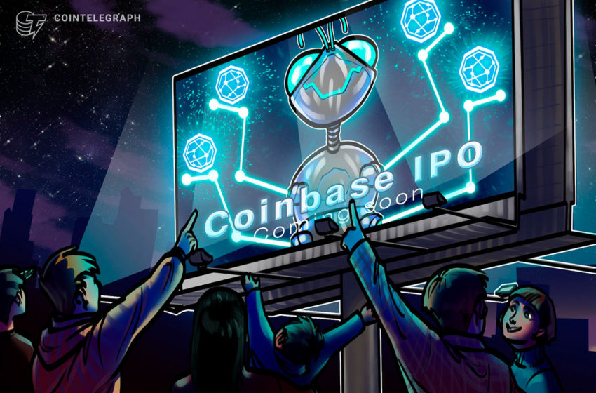 Catalytic event or unbridled optimism? Coinbase approaches public listing