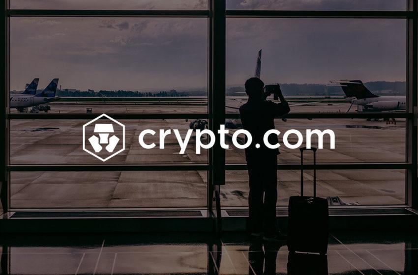 Crypto.com announces partnership with Visa to accelerate worldwide crypto-adoption