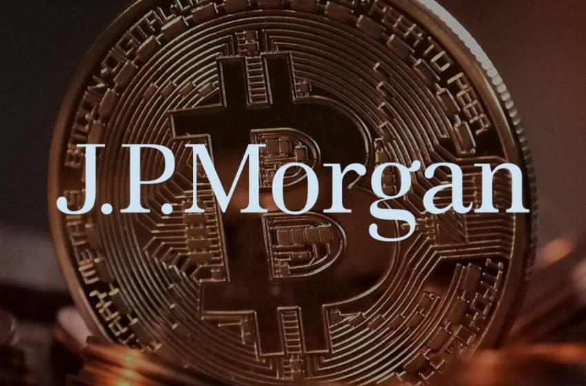 Bitcoin naysayer JPMorgan creates 'Cryptocurrency Exposure Basket'