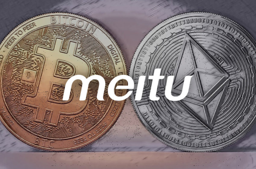 Chinese firm Meitu buys $50M worth of Ethereum and Bitcoin, adding $90M in net purchases