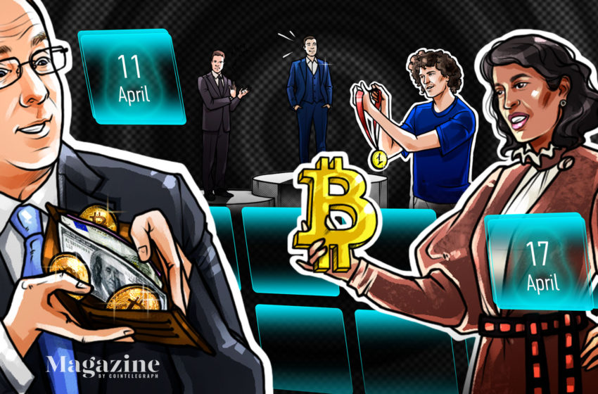 Coinbase frenzy, DOGE dazzles, Bitcoin breaks records, Jim Cramer sells