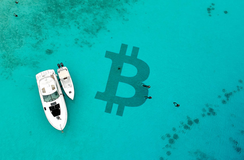 This small Caribbean island fully embraces Bitcoin in absence of banks