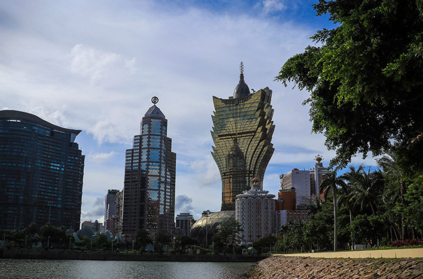 Macau's high-rolling casino industry faces a digital currency threat