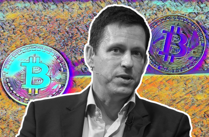 Peter Thiel calls Bitcoin 'a Chinese financial weapon' while Bloomberg says it could reach $400,000