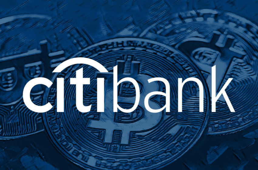 American institution Citibank is building a crypto trading and custody service