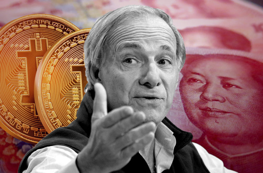 Billionaire Ray Dalio says Chinese 'digital' yuan could compete with Bitcoin