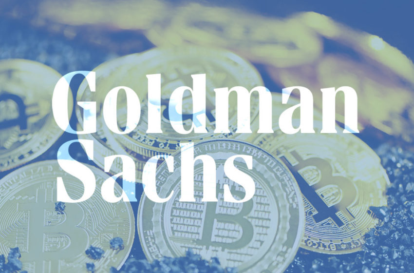 Goldman Sachs is trading Bitcoin a year after saying crypto 'not an asset'