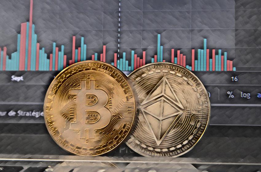 Bitcoin runs into 'resistance' again while Ethereum bumps 9%