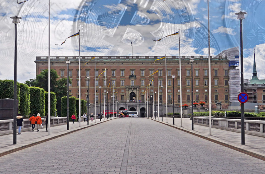 Crypto unlikely to escape regulation, says world's oldest central bank Riksbank