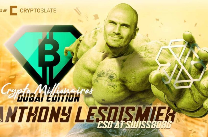 SwissBorg's Anthony Lesoismier discusses how to not get 'rekt' while trading crypto (or other assets)