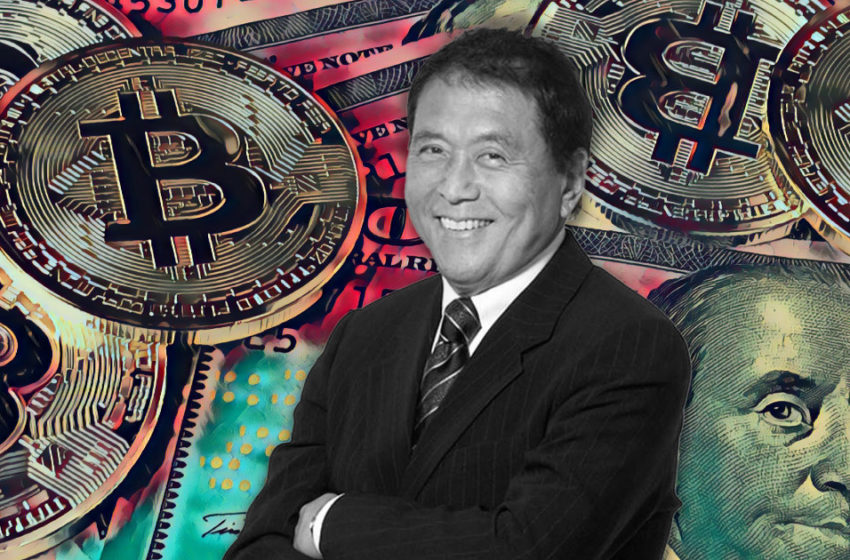 """""""Get more Bitcoin,"""" says Rich Dad author warning of 'biggest crash in history'"""