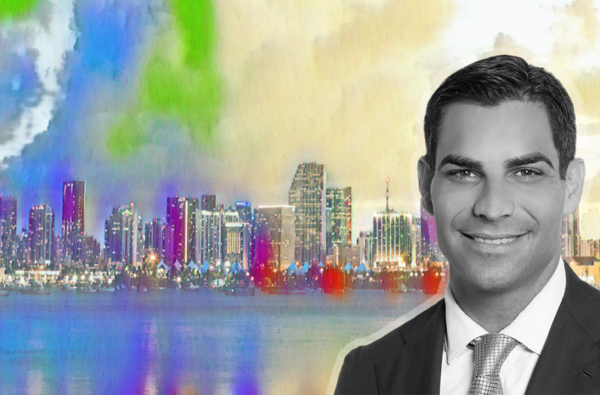 Miami mayor Francis Suarez holds Bitcoin and Ethereum, and he's 'planning to' buy the dip