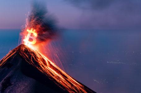 Fancy a Bitcoin mined via volcano? El Salvador is making that happen