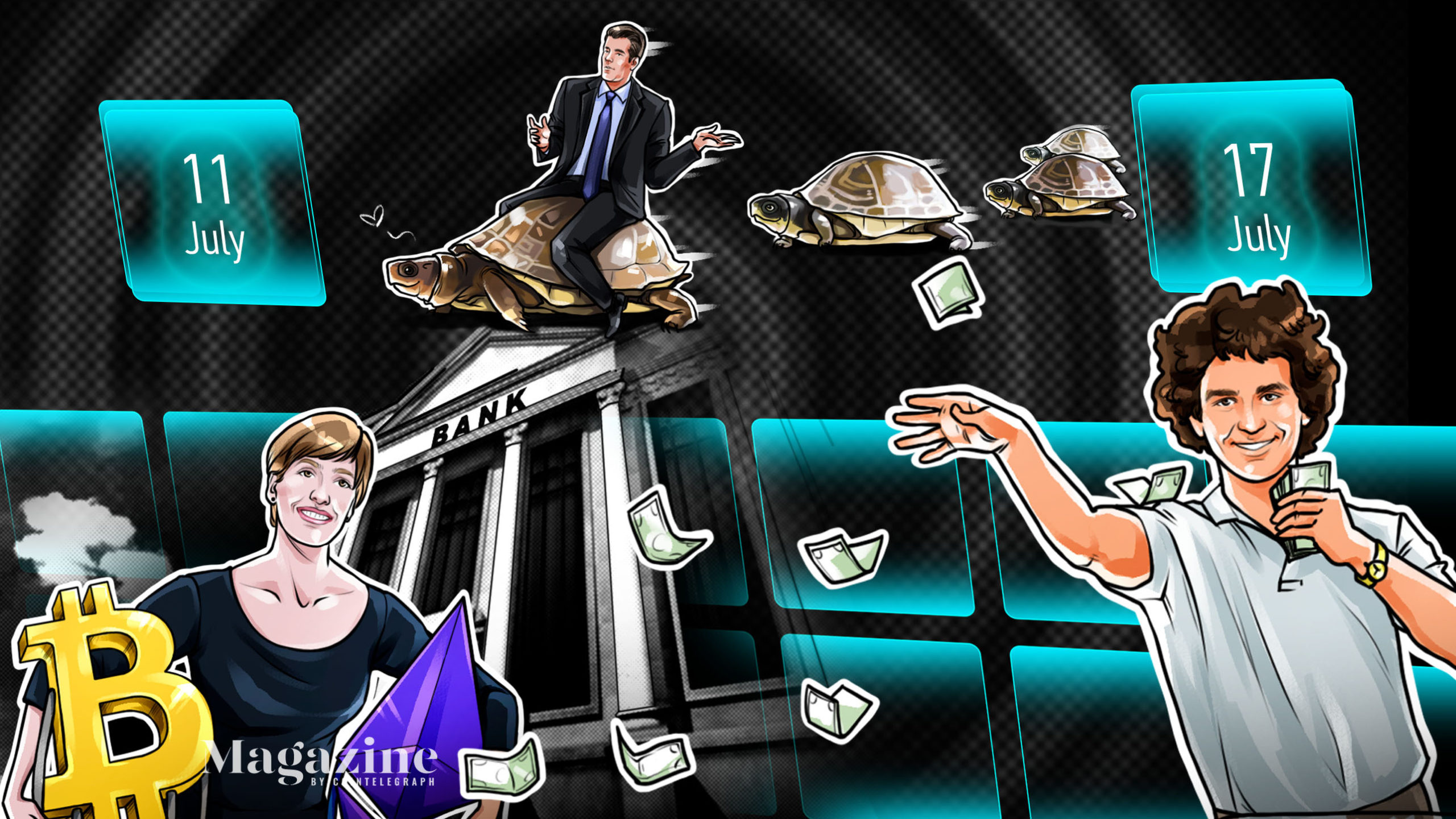 SEC delays another ETF decision, Binance news, and more sideways BTC price action: Hodler's Digest, July 11–17