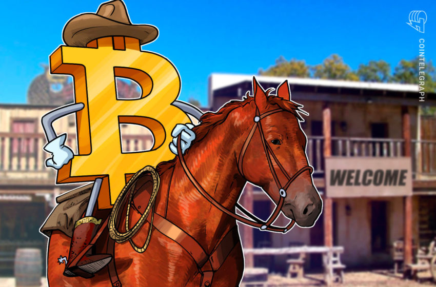 Texas counties welcome Bitcoin miners with open arms