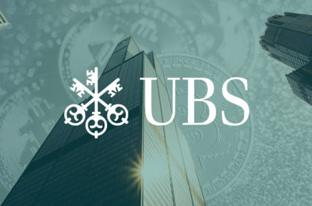 Swiss bank UBS says Bitcoin is 'unsuitable' for institutional investors