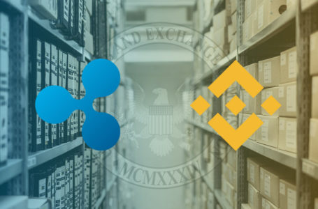 Ripple (XRP) granted access to Binance documents for SEC case